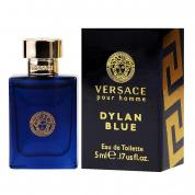 VERSACE DYLAN BLUE 5 ML EDT MINI FOR MEN