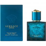 VERSACE EROS 1 OZ EAU DE TOILETTE SPRAY FOR MEN