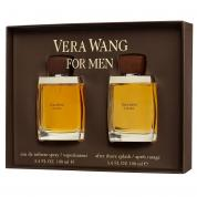 VERA WANG 2 PCS SET FOR MEN: 3.4 SP