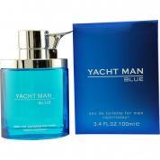 YACHT MAN BLUE 3.4 EDT SP FOR MEN