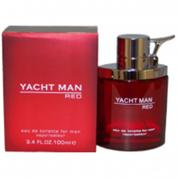 YACHT MAN RED 3.4 EDT SP FOR MEN