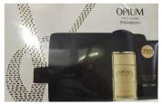 OPIUM 3 PCS SET FOR MEN: 3.3 EDT SP