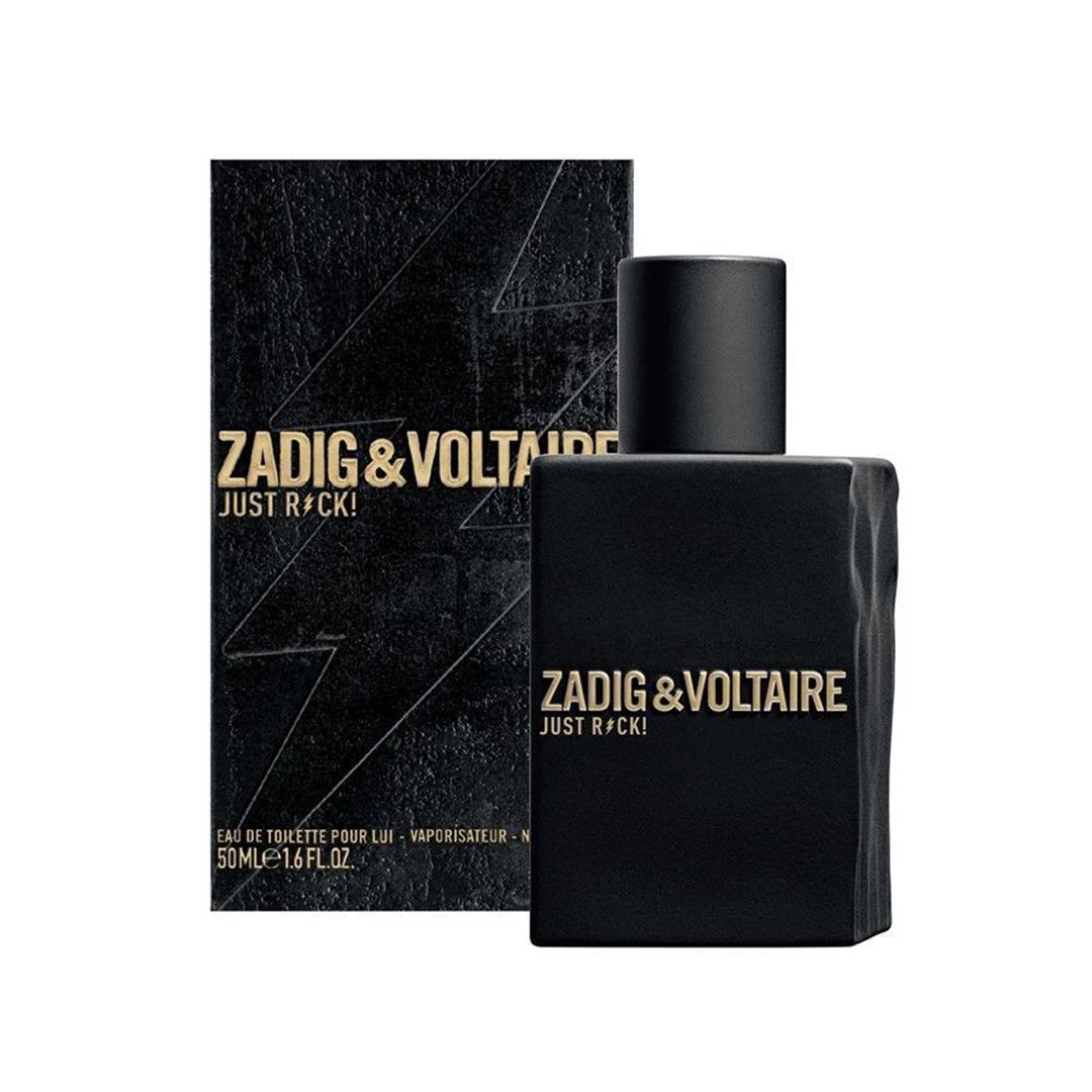 ZADIG & VOLTAIRE JUST ROCK 1.7 EAU DE TOILETTE SPRAY FOR MEN